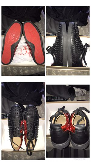 Men's Christian Louboutin for Sale in Queens, NY