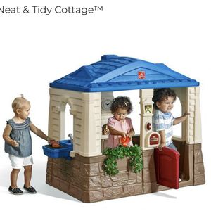 Neat And Tidy Step 2 Playhouse for Sale in Las Vegas, NV
