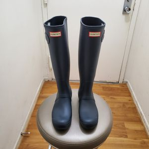 New womens HUNTER rain boots size 8 for Sale in Herndon, VA