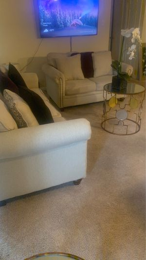 Stylish Sofa and Love Seat for Sale! for Sale in VA, US
