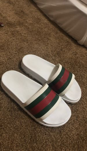 Gucci slides men for Sale in Lynnwood, WA