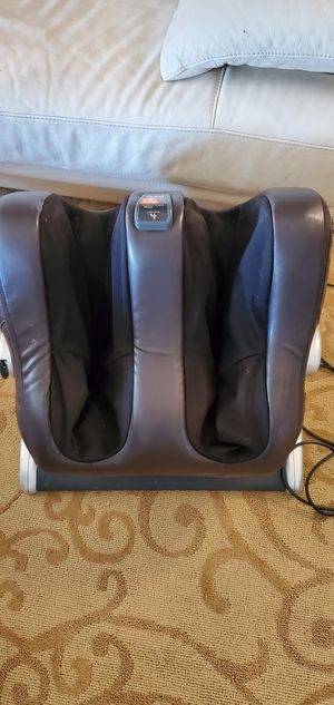 Foot and Calf Massager for Sale in Las Vegas, NV