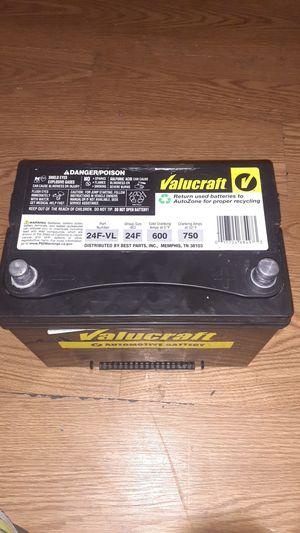 Valuecraft battery for Sale in Baton Rouge, LA