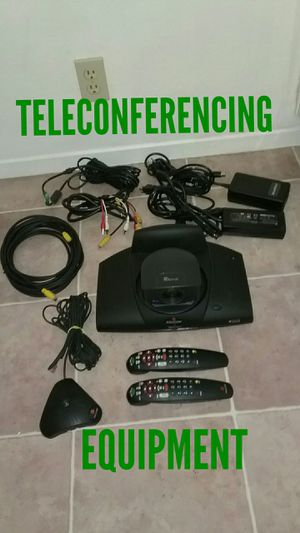 LOT of Teleconferencing Equipment for Sale in San Diego, CA