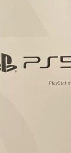 Ps5 Disc Version Open Box for Sale in Glendale,  CA