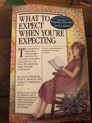 Used Book- What to Expect When You're Expecting for Sale in Bloomfield, NJ