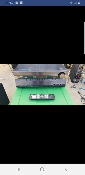 Onkyo av receiver model ta-sr60 for Sale in Philadelphia, PA