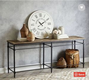 Pottery Barn Console Table for Sale in Columbus, OH