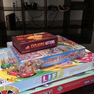 board games $20 for ALL OBO for Sale in Beltsville, MD
