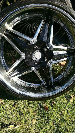 24 inch rims for Sale in Chauncey, GA