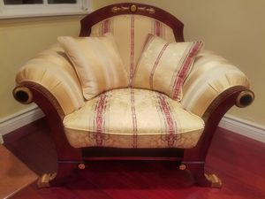 Versace style full set of furniture in great condition for Sale in US