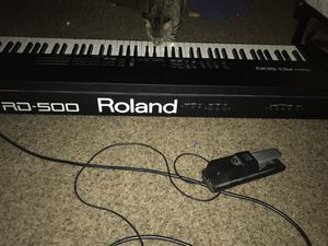 Roland rd 500 keyboard for Sale in Chico, CA