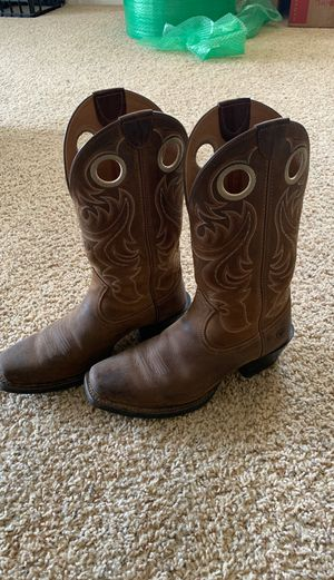 ARIAT boots! Awesome condition for Sale in Stockton, CA