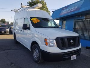 2018 NISSAN NV 2500 HIGH ROOF. STAR AUTO SALES. 514 CROWS LANDING RD for Sale in Modesto, CA