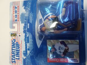 Rodger Clemens action figure collectable for Sale in Kent, WA