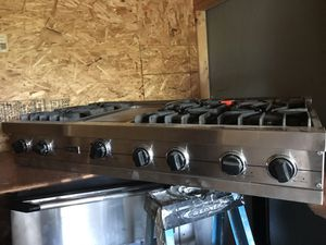 Kitchen appliances used stove dishwasher oven Viking for Sale in Los Angeles, CA