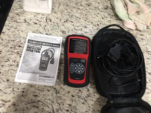 Cen-tech profesional obdII & Can scan tool for Sale in Lakewood, CO