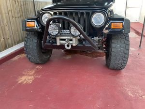 Jeep part out bumper fender wheels for Sale in Hialeah, FL