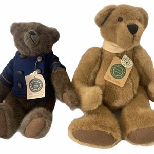 Boyd's Bears and Friends Archive Collection 2 Bears Mr Jones PDQ Pattington NWT for Sale in Beaverton, OR