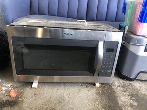 Microwave Hood Whirlpool for Sale in Glendale, CA