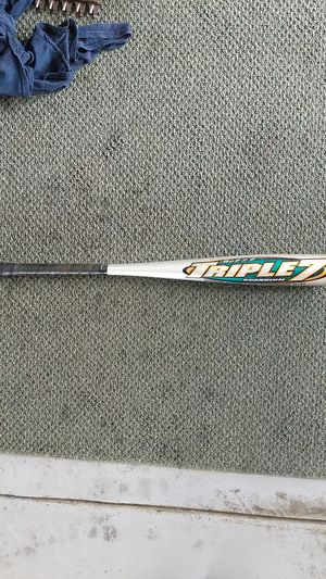 Easton Triple7 Baseball Bat for Sale in Virginia Beach, VA
