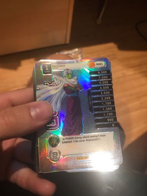 Dragon ball z cards for Sale in Issaquah, WA