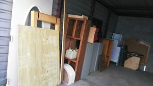 Free Wood cabinet shelf and where ever you see for Sale in Las Vegas, NV