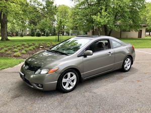 2007 Honda Civic Ex for Sale in MIDDLEBRG HTS, OH