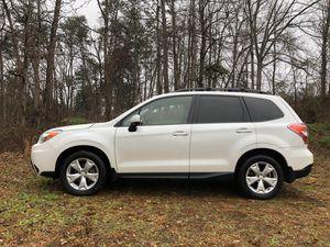 2014 Subaru Forester Premium 65K miles for Sale in Spartanburg, SC