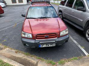 2003 Subaru Forester 2.5 X for Sale in Bethlehem, GA