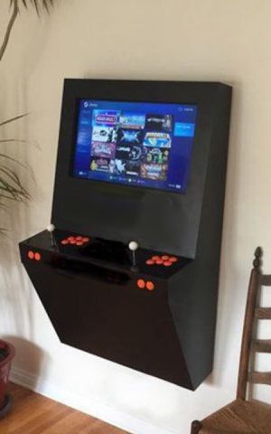Wall mounted Mega Arcade!- 2000+ games in one!! O for Sale in Las Vegas, NV