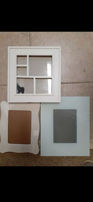 Variety of picture frames for Sale in Lake Park, NC