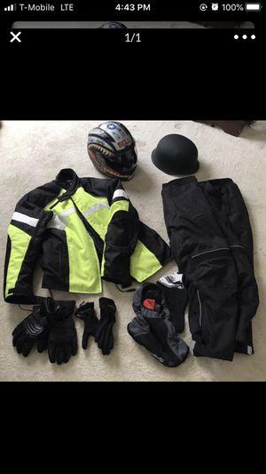 Motorcycle gear for Sale in Garner, NC