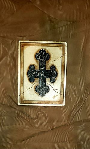 Porcelain Cross for Sale in Odessa, TX