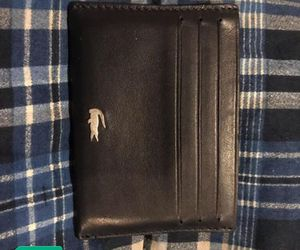 Lacoste wallet for Sale in Baltimore, MD
