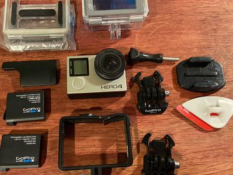 GoPro HERO Silver 4 for Sale in Yakima,  WA