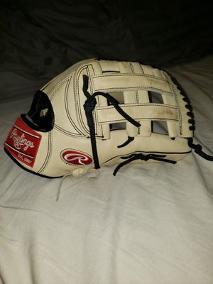 Rawlings Pro Preferred 12.75inch Outfield Glove Mitt Softball for Sale in Riverside, CA