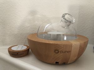 Young living essential oil dome diffuser for Sale in Irvine, CA