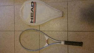 HEAD Tennis Racket with Carrying Cover for Sale in Denver, CO