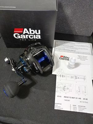 Abu Garcia Revo Toro BEAST 61 HS! Baitcast fishing reel daiwa shimano phenix Calstar Penn okuma for Sale in Westminster, CA
