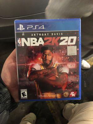 NBA 2k20 for Sale in Stockton, CA