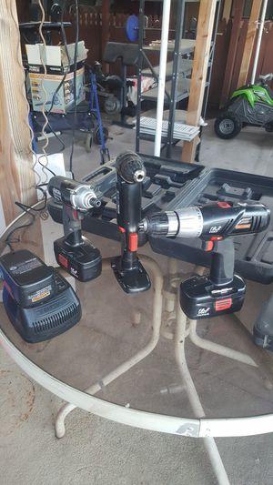Craftsman cord less for Sale in Phoenix, AZ