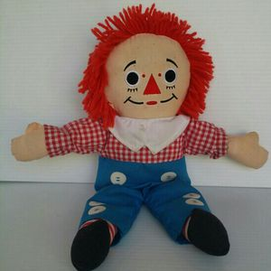 Raggedy Andy Soft Unbranded, Used for Sale in Los Angeles, CA