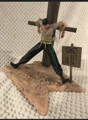 One Piece Anime figure statue (Zoro) for Sale in Severn, MD