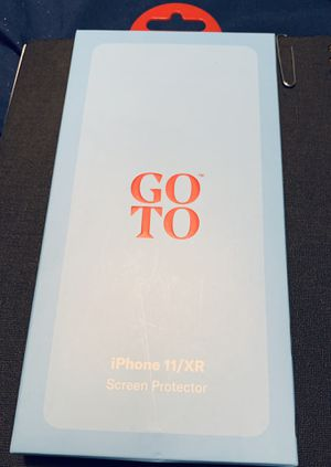 [BRAND NEW - UNOPENED] iPhone 11 or iPhone XR *Screen Protector* for Sale in Taylor, MI