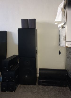 Audio system professional complete for Sale in Oakland Park, FL
