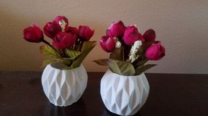 Succlent pot /candle holder for Sale in Las Vegas, NV