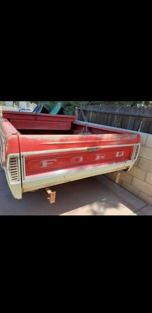 1969 ford ranger bed with trailer for Sale in Hemet, CA