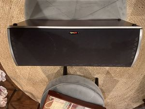 Polk audio center channel speaker for Sale in Lockport, IL
