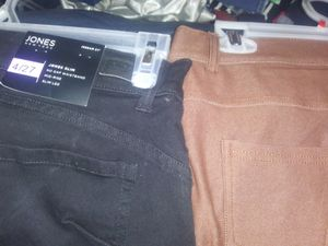Brand new pants two pair for Sale in Soperton, GA